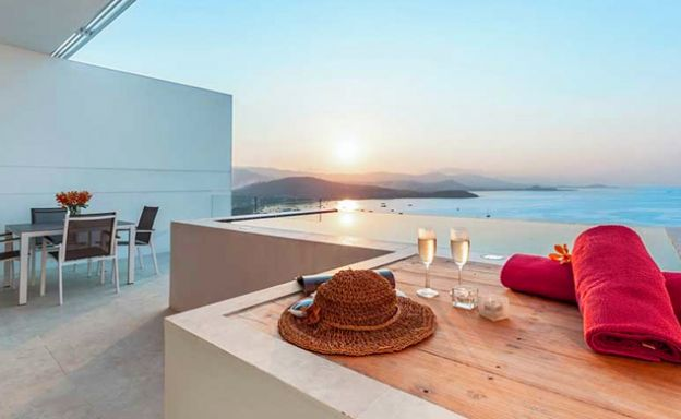 Sunset Sea View Penthouse with Finance Available