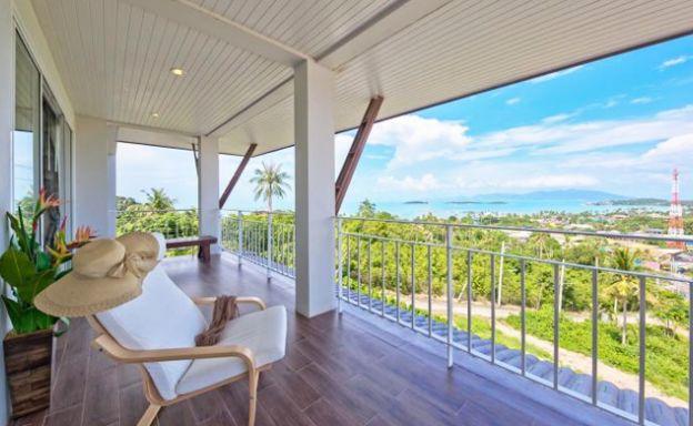 Modern Sea-view 1 Bedroom Apartment in Plai Laem