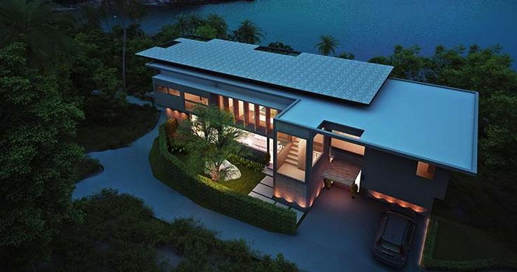 Ultra-Luxury 5 Bedroom Sea view Villa in Chaweng Noi-13