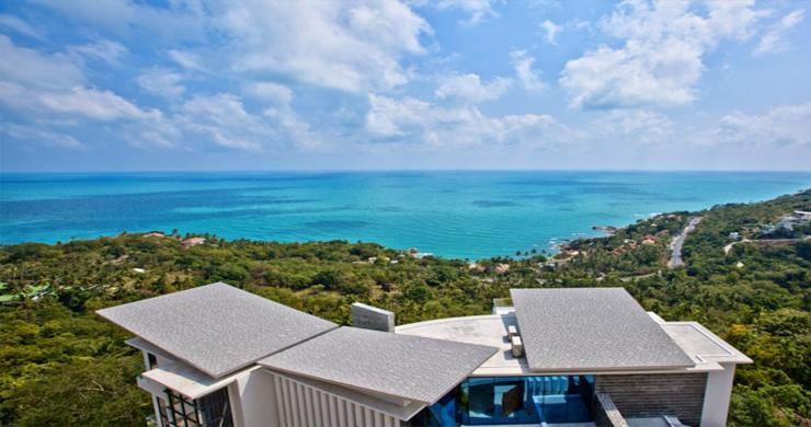 Ultra-Luxury 5 Bedroom Sea view Villa in Chaweng Noi-12