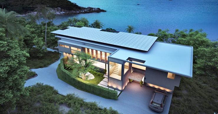 Ultra-Luxury 5 Bedroom Sea view Villa in Chaweng Noi-5