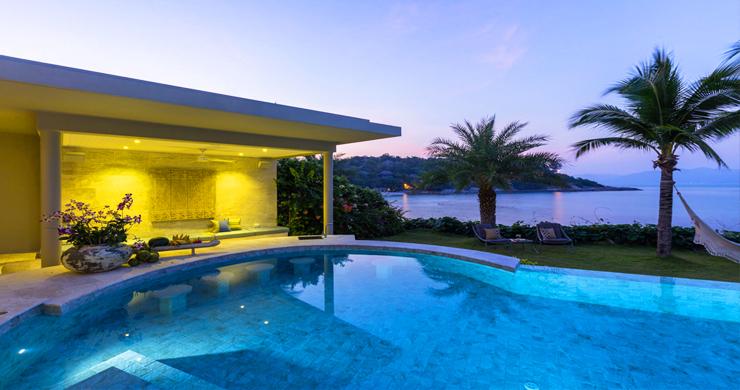 Sumptuous 6 Bed Beachfront Villa on Samrong Bay-19