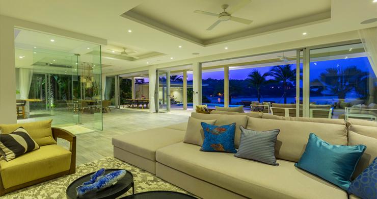 Sumptuous 6 Bed Beachfront Villa on Samrong Bay-13