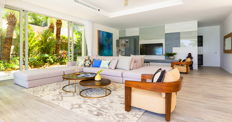 Sumptuous 6 Bed Beachfront Villa on Samrong Bay-2