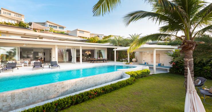 Sumptuous 6 Bed Beachfront Villa on Samrong Bay-3