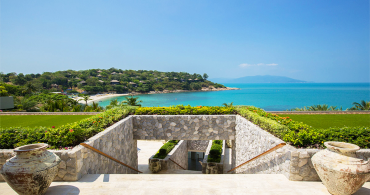 Sumptuous 6 Bed Beachfront Villa on Samrong Bay-4