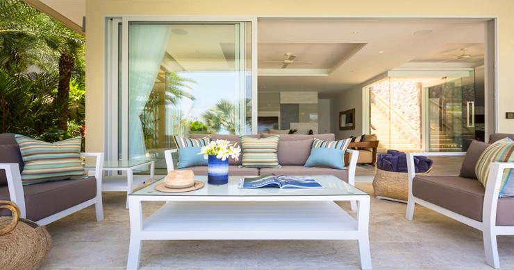 Sumptuous 6 Bed Beachfront Villa on Samrong Bay-5