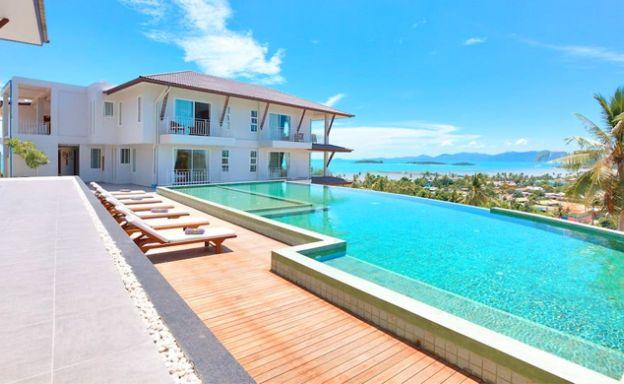 New Sea View Modern Apartment for Sale in Plai Laem