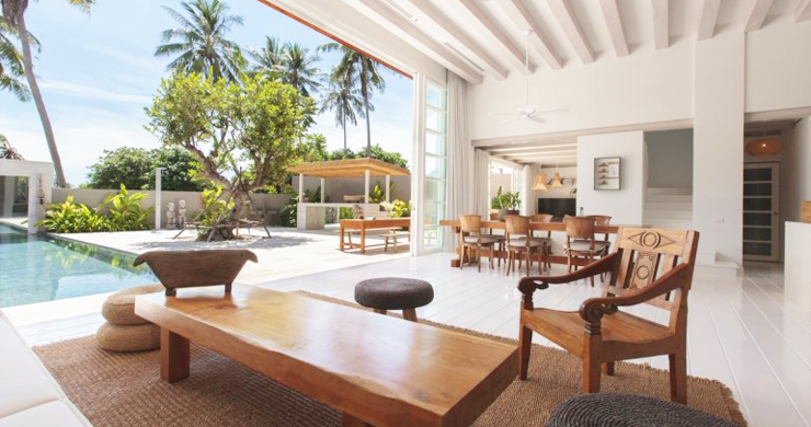 Contemporary Chic 3 Bed Zen Pool Villa in Choeng Mon-2