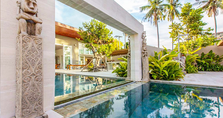 Contemporary Chic 3 Bed Zen Pool Villa in Choeng Mon-7