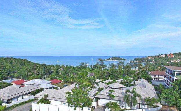 Fully Serviced Sea view Land by Choeng Mon Beach