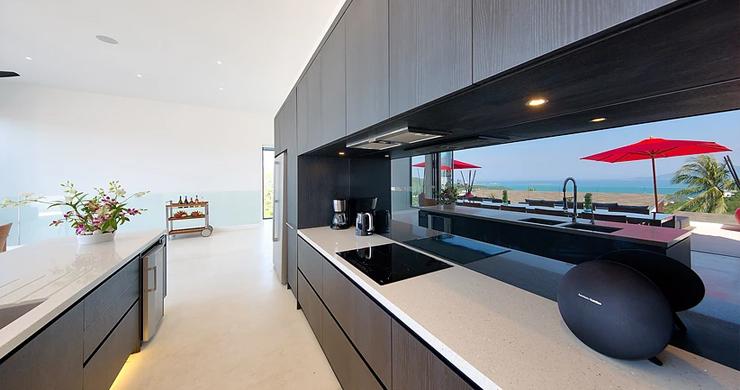 Iconic 6 Bed Luxury Sea view Villa Resort in Bophut-9