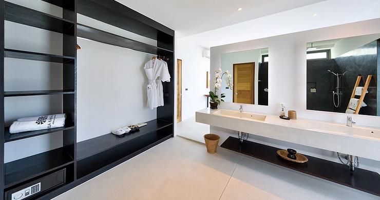 Iconic 6 Bed Luxury Sea view Villa Resort in Bophut-8