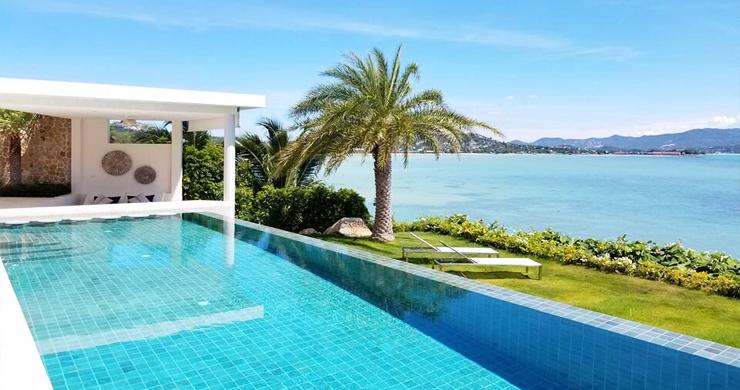 Beautiful 5 Bed Beachfront Luxury Villa in Sunset Cove-1