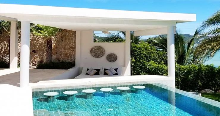 Beautiful 5 Bed Beachfront Luxury Villa in Sunset Cove-4