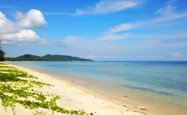 Beachside Land for Sale by Beautiful Laem Sor Beach
