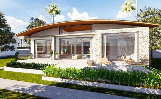 Chic 1-2 Bedroom Modern Villas for Sale in Maenam