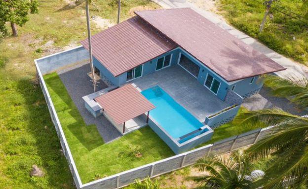 Bargain 2-3 Bed Private Pool Villas in Peaceful Lamai