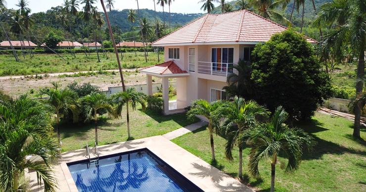 Bargain 3 Bedroom Modern Villa for sale in Laem Sor-18