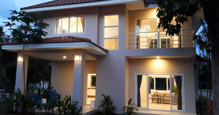 Bargain 3 Bedroom Modern Villa for sale in Laem Sor-17