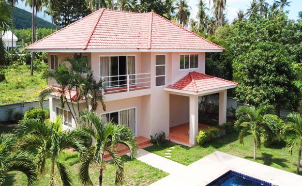 Bargain 3 Bedroom Modern Villa for sale in Laem Sor