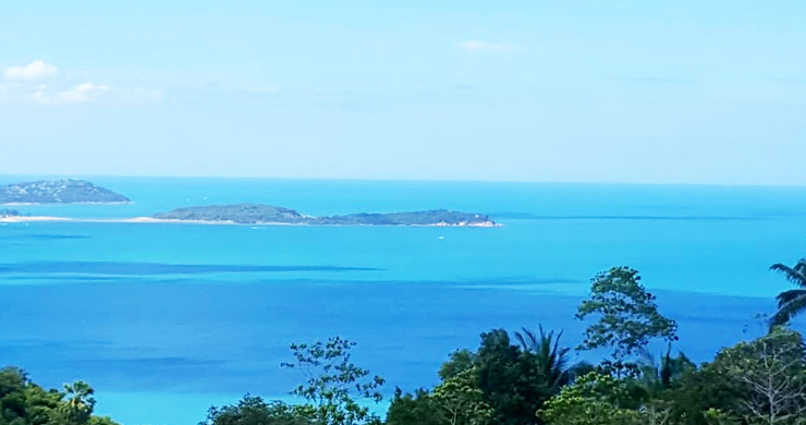 Koh Samui Sea View Land for Sale in Chaweng Noi-1