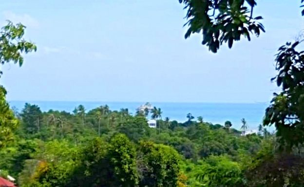 Affordable Sea view Land for Sale in Peaceful Plai Laem