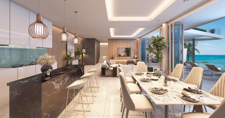 New Ultra Modern Luxury Sea view Villas in Bophut Hills-5