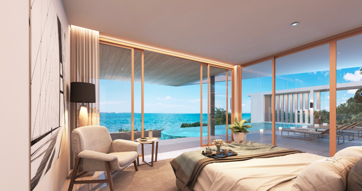 New Ultra Modern Luxury Sea view Villas in Bophut Hills-7