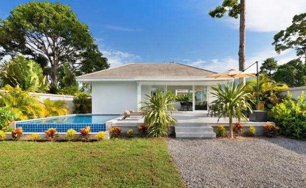 Affordable Large 1 Bed Modern Pool Villa in Maenam