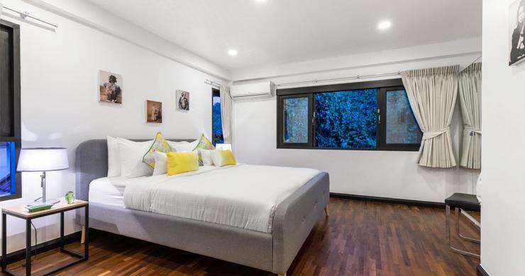 Hot Priced 4 Bed Modern Pool Villa in Bophut Hillside-12