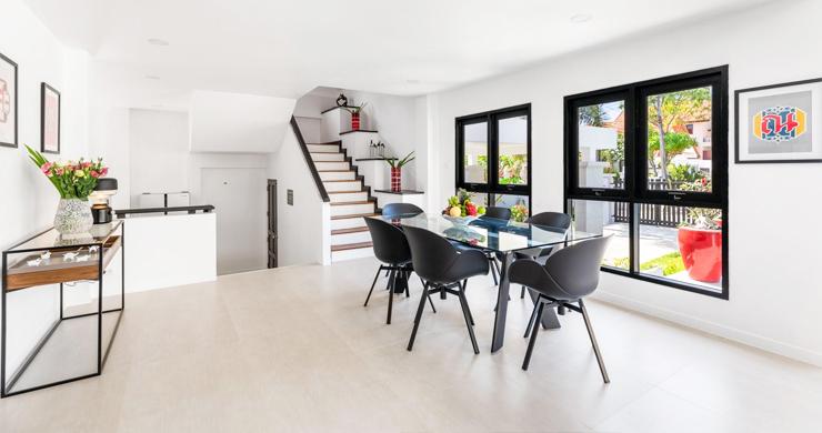 Hot Priced 4 Bed Modern Pool Villa in Bophut Hillside-5