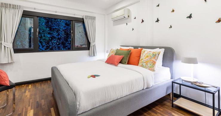 Hot Priced 4 Bed Modern Pool Villa in Bophut Hillside-10