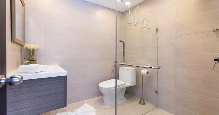 Hot Priced 4 Bed Modern Pool Villa in Bophut Hillside-13