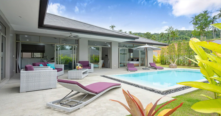 New Modern 3 Bed Private Pool Villa in Tranquil Lamai-10