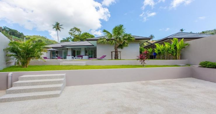 New Modern 3 Bed Private Pool Villa in Tranquil Lamai-19