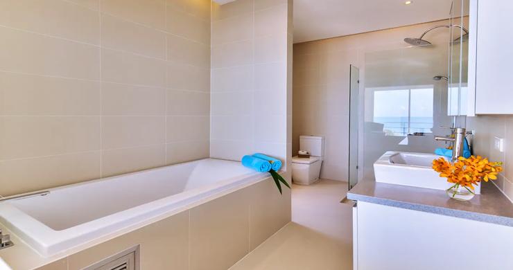 Unique 4 Bed Luxury Sea view Villa by Bangrak Beach-9