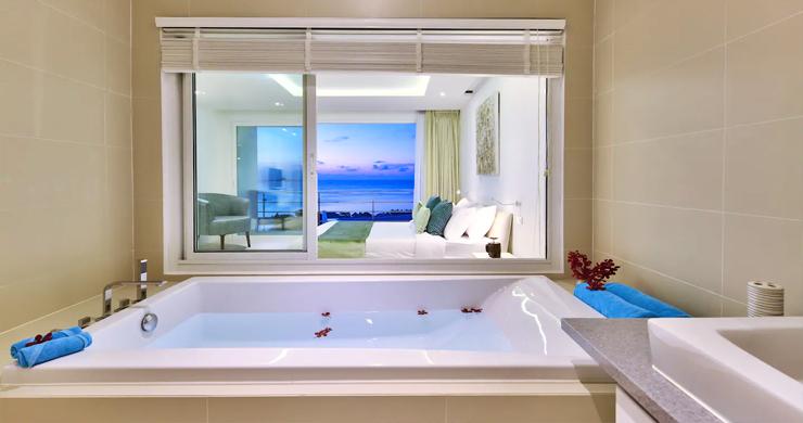 Unique 4 Bed Luxury Sea view Villa by Bangrak Beach-13