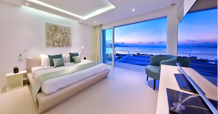 Unique 4 Bed Luxury Sea view Villa by Bangrak Beach-15