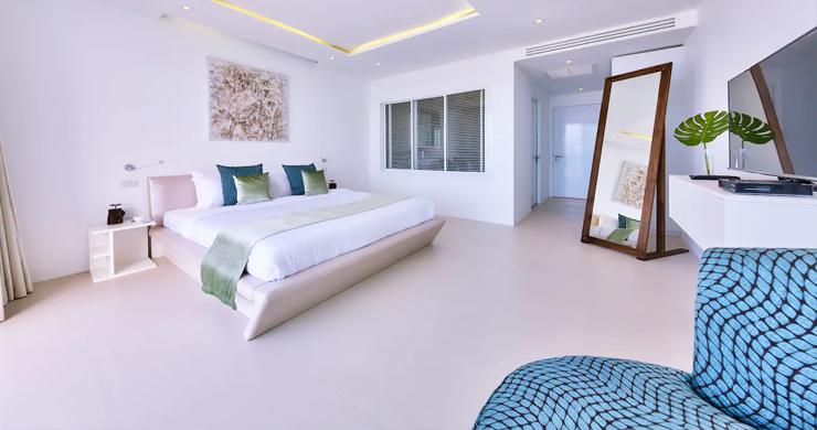 Unique 4 Bed Luxury Sea view Villa by Bangrak Beach-8