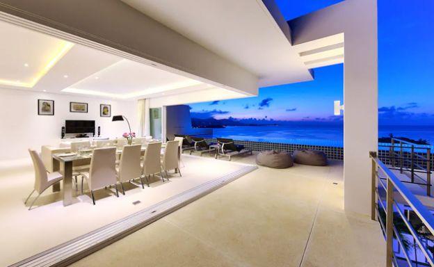 Unique 4 Bed Luxury Sea view Villa by Bangrak Beach