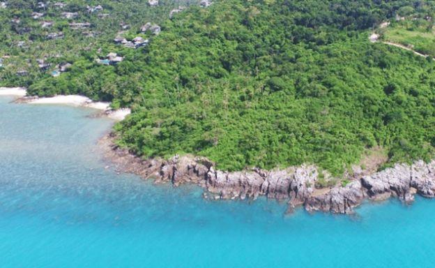 Pristine Oceanfront Land for Sale on Bang Por Beach