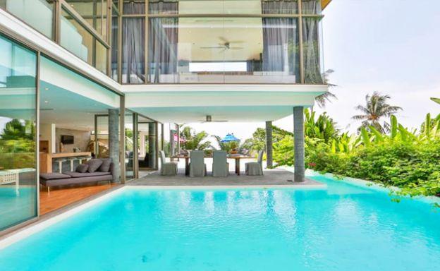 Panoramic 3 Bed Luxury Villa on Hua Thanon Hillside