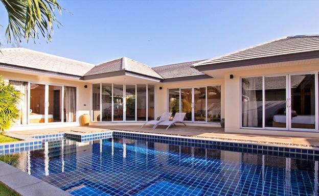 Beautiful 2 Bed Modern Pool Villa by Lipa Noi Beach