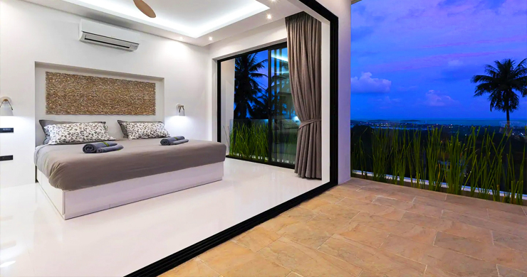 New Modern 3 Bed Private Pool Villa in Chaweng Hills-17