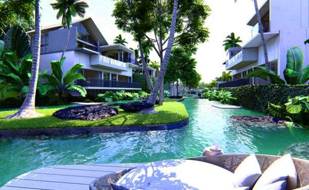 New Luxury Lakeside 2-4 Bedroom Pool Villas in Phuket