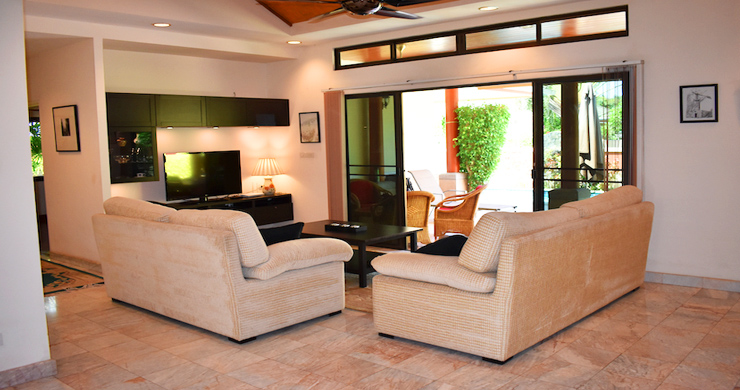 Charming 3 Bed Tropical Pool Villa for Sale in Lipa Noi-6