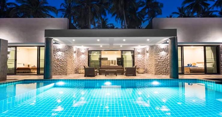 Modern 3 Bed Private Pool Villas in Peaceful Maenam-2