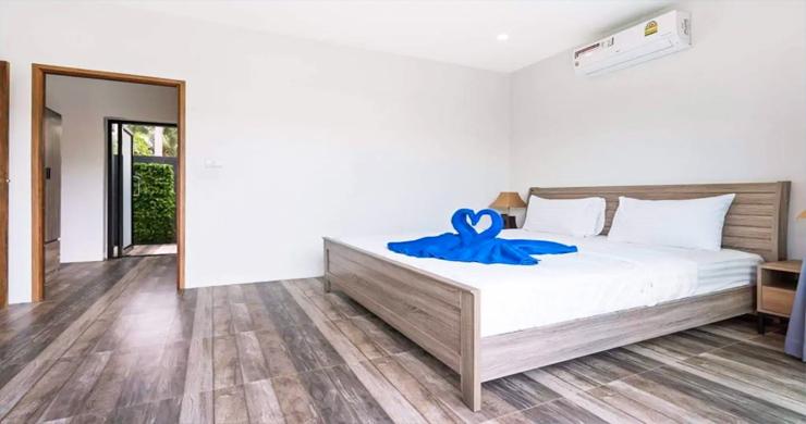 Modern 3 Bed Private Pool Villas in Peaceful Maenam-8