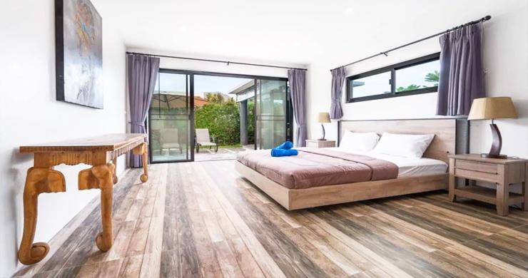 Modern 3 Bed Private Pool Villas in Peaceful Maenam-7